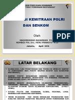 Binmas Strategi Kemitraan Polri
