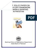 Policy Paper RF Mobile Banking 07-Jun-07