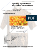 Community Organization download link