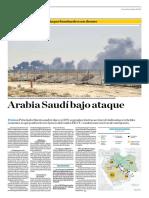 Arabia Saudí Bajo Ataque