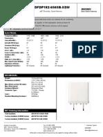 ADFDP182-6565B-XDM