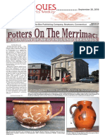 Potters on the Merrimack, 09-20-19 Issue Rick Russack Feature Story