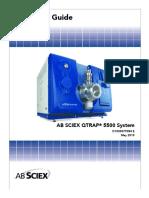 5500 Qtrap Hardware Guide