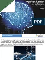 Aprendizado de Maquina Com Python - Aula 3