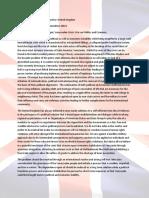 UK position paper