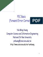 FEC basic