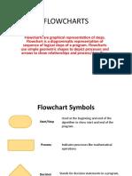 Flowcharts Intro