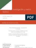 Diseños de Investigación y Marco Teórico (1)