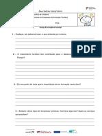 Teste Diagnóstico OTET