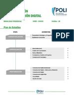 Especializacion en Comunicacion Digital