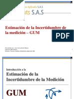 GUM_Incertidumbre de La Medicion 2017-10-12