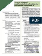 Poster Estudo Sobre Algumas Dificuldades Fonético-fonológicas Dos Estudantes Portugueses de Espanhol Como LE-Cristina Santos-29-V-17