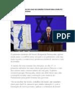 Por Que o Controle Do Vale Do Jordão é Chave Para Conflito Entre Israel e Palestina
