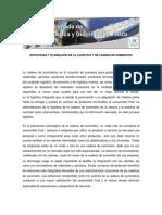 Estrategias y Planeacion en Logistica Unidad 4