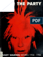 After the Party - Andy Warhol Works 1956-1986 (Art Ebook).pdf