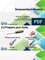 Computer Disassembly and Assembly