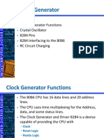 clock generator function