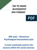 APA Bibliography 2017 G.10