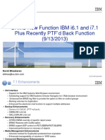 BRMS 6.1 and 7.1 IBM i Plus Function PTF'd Back Through June 2013 (1)
