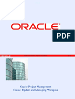 Workflow-oracle
