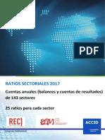 RATIOS SECTORIALES 2017.pdf