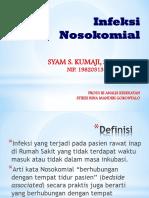 6. INFEKSI NOSOKOMIAL
