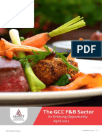 GCC food & Beverage Report
