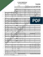 Concierto soprano