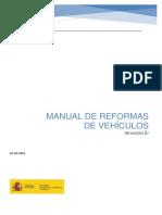 Manual Reformas Vehículos Ver. 5