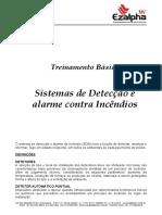 A Treinamento Basico de Deteccao e Alarme de Incendio