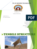 Tensile Structure Ppt Final