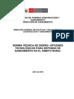 2-Opciones Tecnologicas de Saneamiento para el Ambito Rural - final.pdf