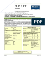 REVESTA D 9 FT Zinc Inorgánico (Etil Silicato)