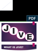 Jive (Latin dance PPT)