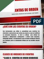 Cuentas de Orden11