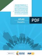 Atlas Microtrafico Medellín