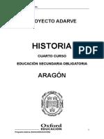 Historia 4 Eso Aragon Adarve