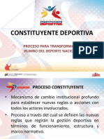 PRESENTACION CONSTITUYENTE DEPORTIVA 020915 12pm.ppt