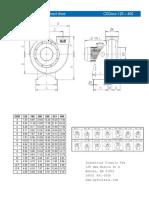CDDeco Dimension Sheet