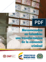 Narcomenudeo en Colombia