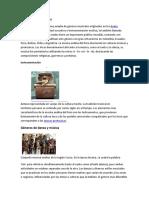 El Folklor Andina Del Perú