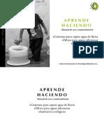Manual de Uso y Mantenimiento Ecotecnias