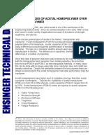Acetal Technical Article 2009