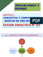 CLASE  N° 2 Irrigacion-Cap-I-Cap-II-y-Cap-III.pptx