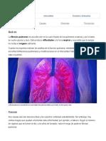 Fibrosis Pulmonar_ Síntomas, Tratamientos, Causas, Qué Es
