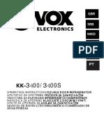 KK3400S
