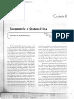 taxonomia e sistemática