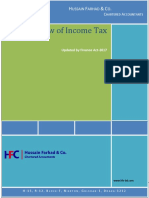 Overview of Income Tax 2017