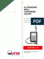 Sonowall 60 Datasheet Ufm 2017
