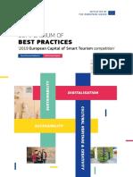 Compendium Mejores Prcticas 2019 European Capital of Smart Tourism 2019 FINAL